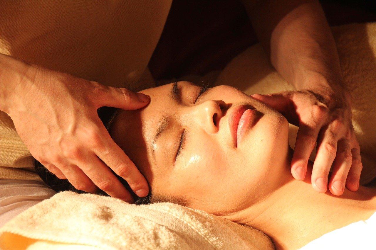 Cannabidiol Massage